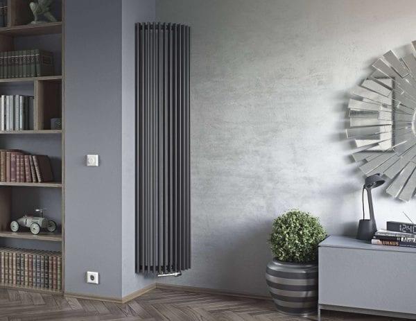 1 AURORA corner decorative room radiator Luxrad 1
