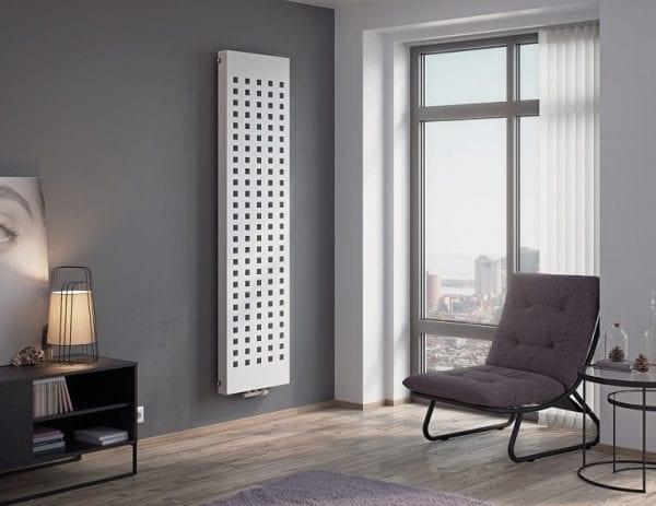 1 DUCTOR decorative room radiator Luxrad 4