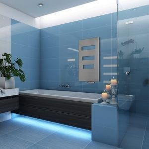 1 Elegant radiator bathroom Luxrad 2
