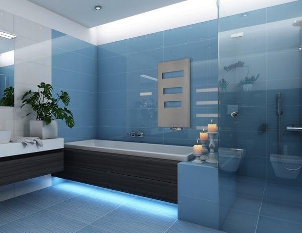 1 Elegant radiator bathroom Luxrad 2