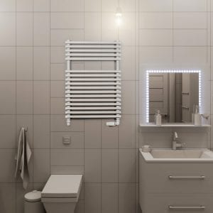 1 Gocta Luxrad radiator bathroom