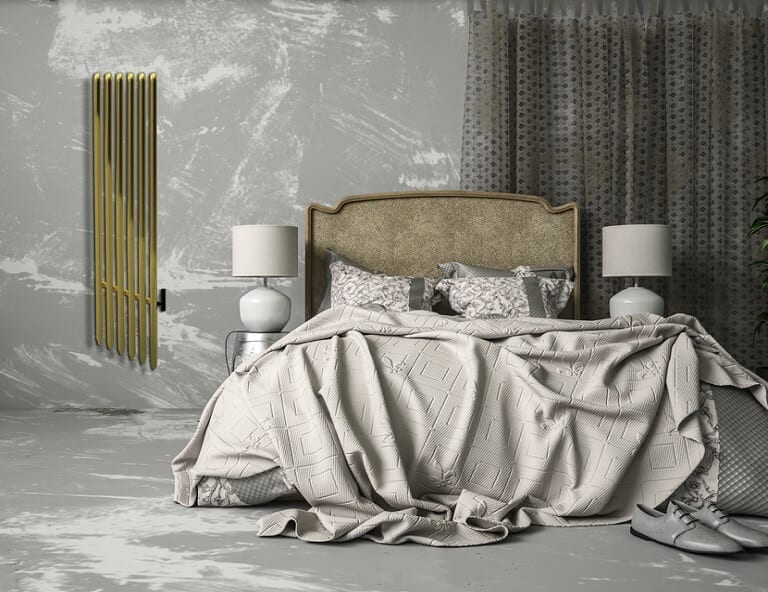 1 KOLIBER decorative room radiator Luxrad 6