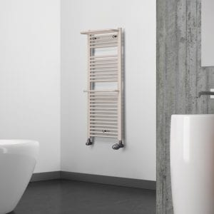 1 Kile radiator bathroom