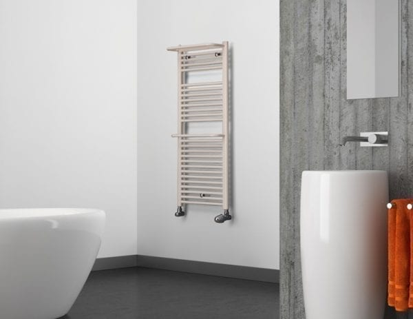 1 Kile radiator bathroom
