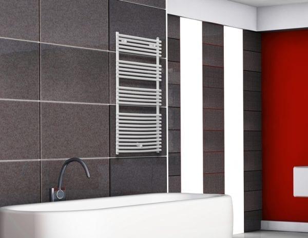 1 Mercury radiator Luxrad bathroom