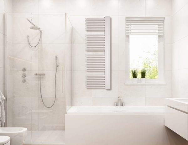 1 Model E cover radiator bathroom Luxrad