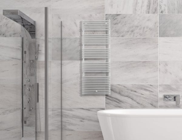 1 Piko Luxrad bathroom radiator
