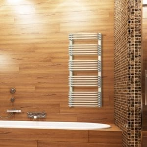 1 Salto Invest radiator Luxrad bathroom