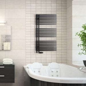 1 Type E radiator bathroom Luxrad