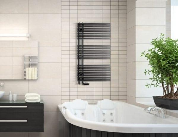 1 Type E radiator bathroom Luxrad
