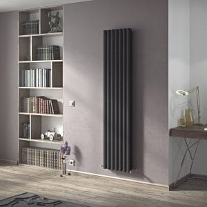 FORTUNA DOUBLE decorative room radiator Luxrad 13