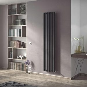 Fortuna decorative room radiator Luxrad 17