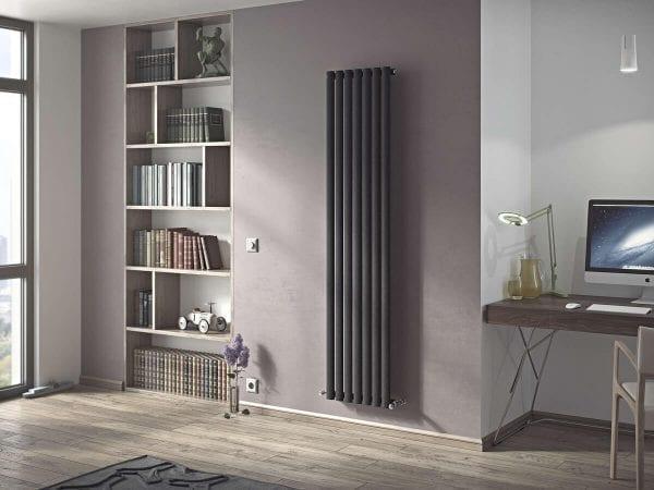 Fortuna decorative room radiator Luxrad 17