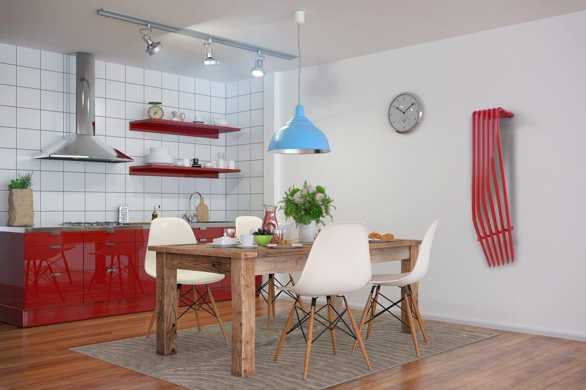 KOLIBER decorative room radiator Luxrad 9