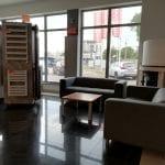 Centrosan salon patronacki marki Luxrad