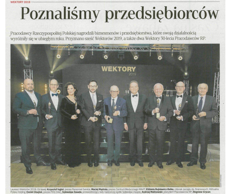 rzeczpospolita laureaci wektorow luxrad