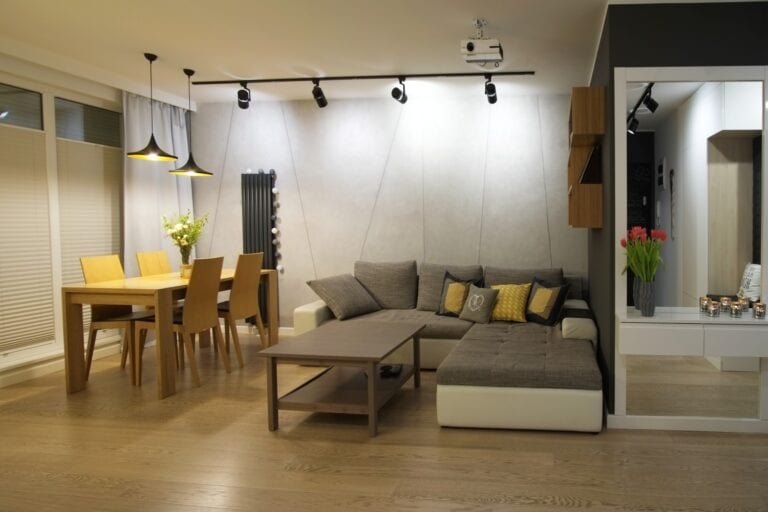 Rooms Studio i projekt nowoczesnego mieszkania foto Zofia Roszkowska plndesign luxrad